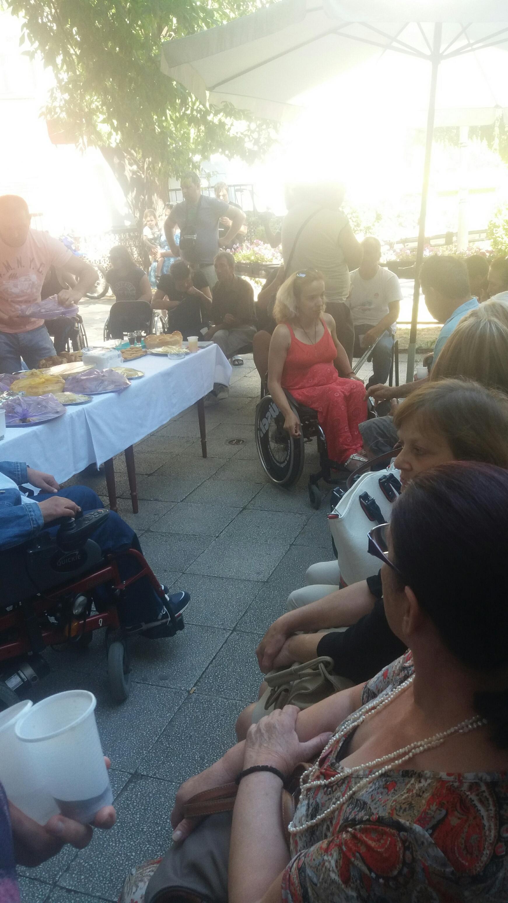 Udruženje paraplegičara Smederevo - Sveti Kozma i Damjan